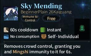 SOLO Summoner - Sky Mending