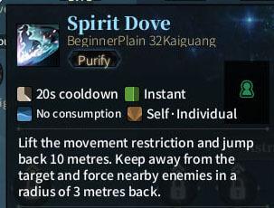 SOLO Summoner - Spirit Dove