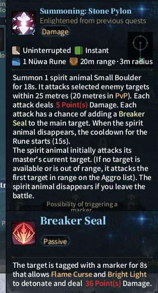 SOLO Summoner - Summoning Stone Pylon