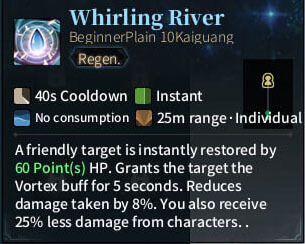 SOLO Summoner - Whirling River