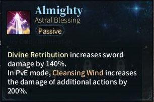 SOLO Sword - Almighty