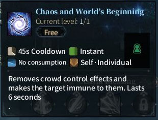 SOLO Sword - Chaos and World's Beginning