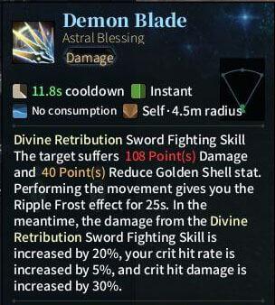 SOLO Sword - Demon Blade
