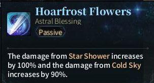 SOLO Sword - Hoarfrost Flowers