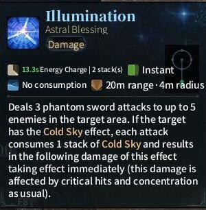 SOLO Sword - Illumination