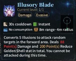 SOLO Sword - Illusory Blade