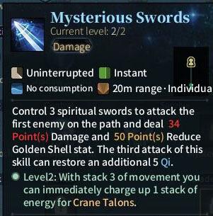SOLO Sword - Mysterious Swords