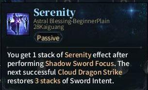 SOLO Sword - Serenity