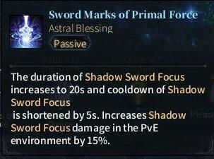 SOLO Sword - Sword Marks of Primal Force