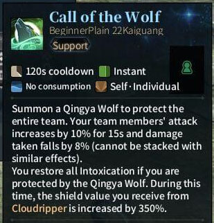 SOLO Zerker - Call of the WOlf