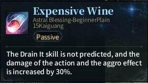 SOLO Zerker - Expensive Wine