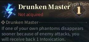 SOLO Zerker Gylph - Drunken Master