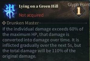 SOLO Zerker Gylph - Lying on a Green Hill