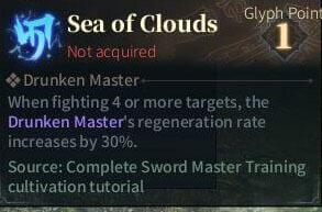 SOLO Zerker Gylph - Sea of Clouds