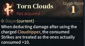 SOLO Zerker Gylph - Torn Clouds