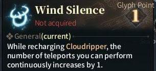 SOLO Zerker Gylph - Wind SIlence