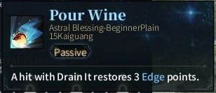 SOLO Zerker - Pour Wine