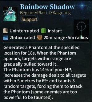 SOLO Zerker - Rainbow Shadow