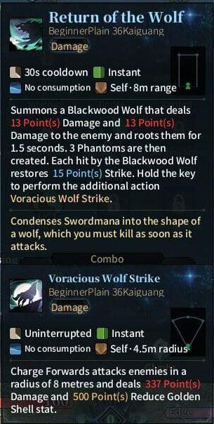 SOLO Zerker - Return of the wolf