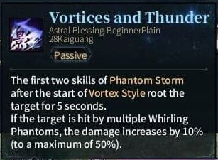 SOLO Zerker - Vortices and Thunder