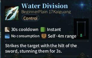 SOLO Zerker - Water Division