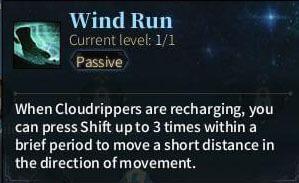 SOLO Zerker - Wind Run