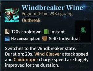 SOLO Zerker - Windbreaker