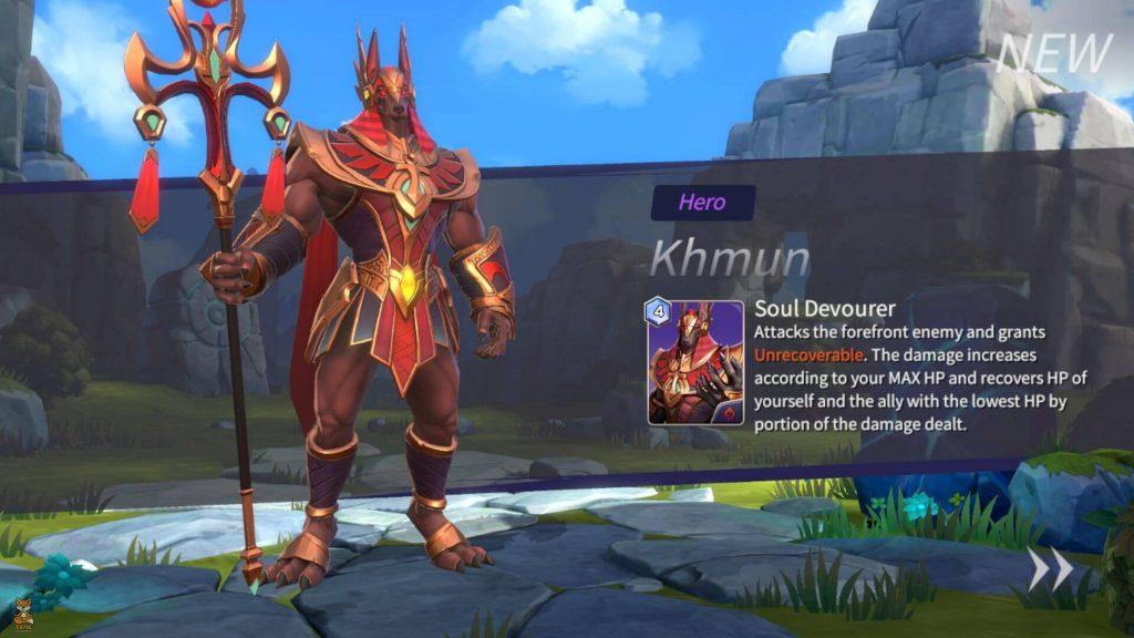 SW - Lost Centuria - Summon Hero Khmun
